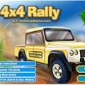 4x4 Rally, Autó- és motorverseny játékok