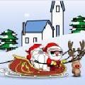 Hógolyó csata, Karácsonyi és télapós ingyen online játékok