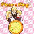 Pizza King - pizzázós ingyen játék - Kicsi és nagyoknak való online szerep játékok.