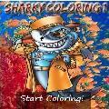 Sharky Coloring, Kicsiknek, gyerekeknek való ingyen online játékok
